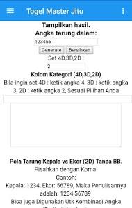 Download Togel Master Jitu-Prediksi Akurat 1.6 APK