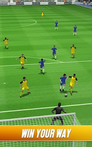 screenshot of Top Soccer Manager version 1.9.26