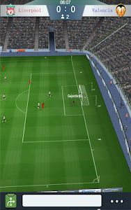 screenshot of Top Soccer Manager version 1.19.8