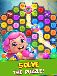 Download Toy Party: Match Three Game in Six Directions! 1.8.5 APK
