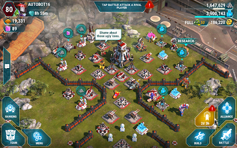 Download TRANSFORMERS: Earth Wars 1.67.0.21901 APK