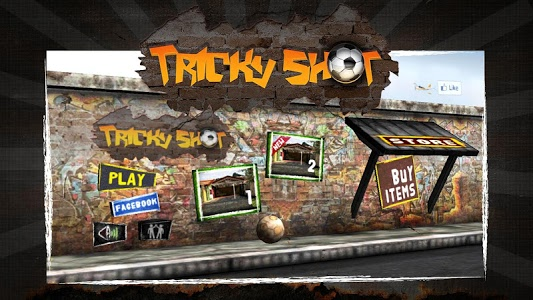 screenshot of Tricky Shot Soccer (Football) version 2.2.2