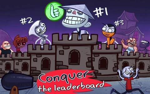 screenshot of Troll Face Quest: Video Games version 1.7.0