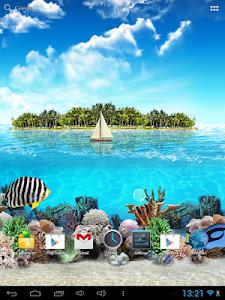 Download Tropical Ocean Wallpaper Lite 1.1.0 APK