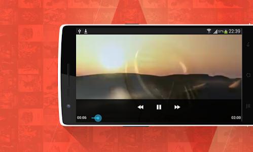 screenshot of Tube Video Downloader Pro version 1.0.3