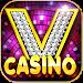 Download V Casino - FREE Slots & Bingo  APK