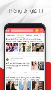 screenshot of VN Ngày Nay— Đọc báo, Tin tức toàn diện miễn phí version 2.14.0
