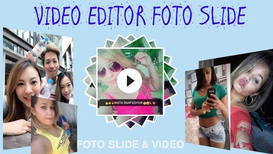 Download Vídeo Editor Foto Slide Com Música Lindos Slides 2.0 APK