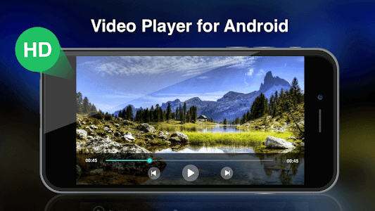 screenshot of Video Player for Android version 8.1