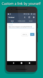Download Timbload -Tumblr & Twitter & All videos downloader 1.34 APK