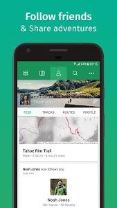 Download ViewRanger: Trail Maps for Hiking, Biking, Skiing  APK