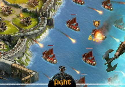 screenshot of Vikings: War of Clans version Varies with device