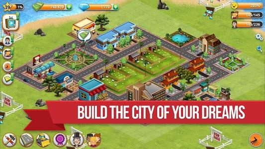 screenshot of Village City - Island Simulation version 1.8.1