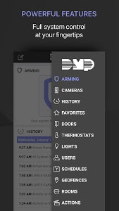 screenshot of Virtual Keypad version 6.17