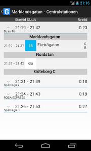 Download Västtrafik Travelplanner 1.26 APK