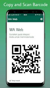 Download WA web nano clone scan 2.0 APK