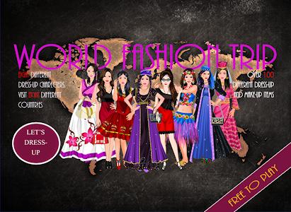 Download WORLD FASHION TRIP - GIRL GAME 1.0.3 APK