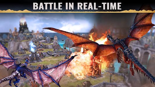 screenshot of War Dragons version 4.31.0+gn