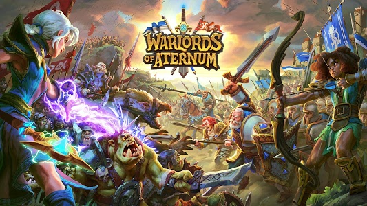 screenshot of Warlords of Aternum version 0.59.0