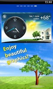 Download Weather & Clock - Meteo Widget 1.3.64 APK