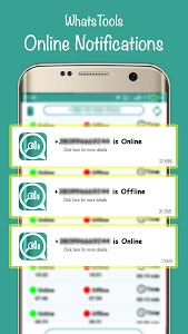 Download WhatsTools: Online Whats Tracker ,Cleaner Opener.. 1.0 APK