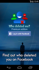 Download Who deleted me on Facebook? 1.7.4 APK