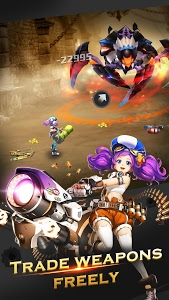 Download Wings of Glory: 3D MMOPRG & Trade weapons freely 1.8.7.1807181715.3 APK