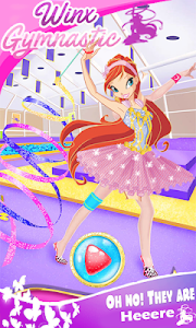 Download Winx Magic Fairy Gymnastics winx-club APK