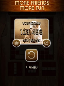screenshot of Woody™ Puzzle version 1.1.9