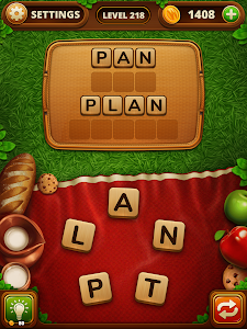 screenshot of Word Snack - Your Picnic with Words version 1.4.4