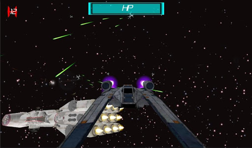 screenshot of X-Wing Flight version 1.93