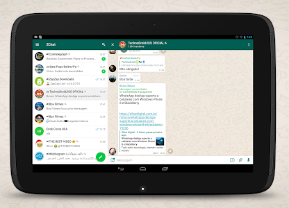 Download Zap Chat Messenger 4.6.0-Z51 APK