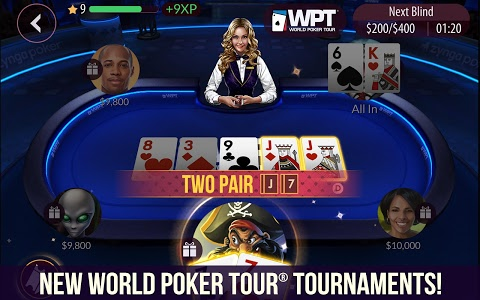 Download Zynga Poker – Texas Holdem 21.59 APK