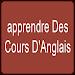 Download apprendre Des Cours D'Anglais 0.0.5 APK