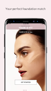 screenshot of bareMinerals Made-2-Fit Custom Foundation Makeup ✨ version 2.20