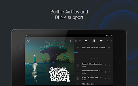 Download doubleTwist Music & Podcast Player with Sync 3.2.7 APK