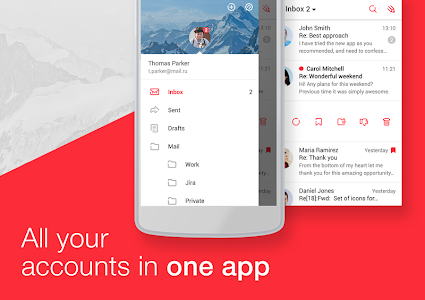 Download myMail – Email for Hotmail, Gmail and Outlook Mail  APK