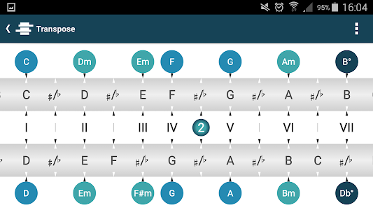 Download smart Chords & tools (guitar, bass, banjo, uke... V5.25 APK