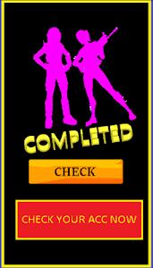screenshot of v bucks battle royale free (It's intended prank) version 1.0